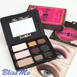 Too Faced Rock & Roll Lidschatten Rock Candy Palette