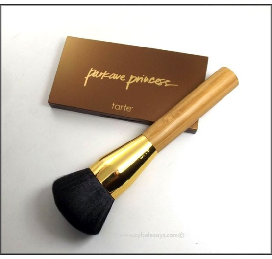 Tarte Powder Player Bamboo Pressed Powder Brush