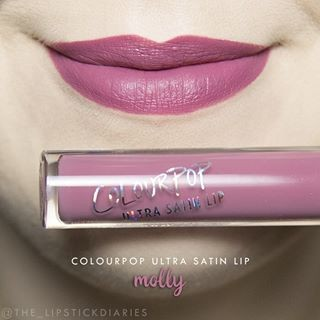 "Colourpop Ultra Matte Liquid Lipstick / Lippentift ""Molly"""