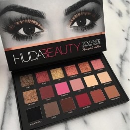 Huda Beauty Eyeshadow Palette - Rose Gold Edition