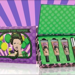 "Benefit Party To The Peepers! ""Sheers To You"" Eye Kit"