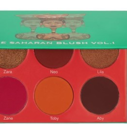 Juvia's Place The Saharan Blush Palette Volume I