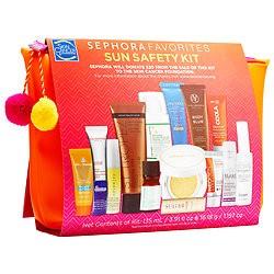 Sephora 2017 Favorites Sun Safety Kit