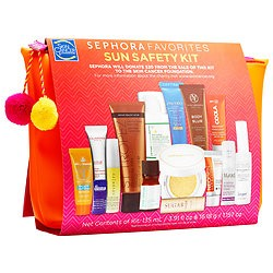 Sephora 2017 Favorites Sun Safety Kit