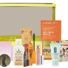 Ulta Collection 19pcs Get Away Beauty Bag Set