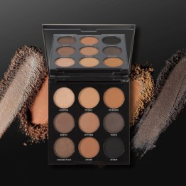 Morphe Limited Edition 9A Always Golden Eyeshadow Palette