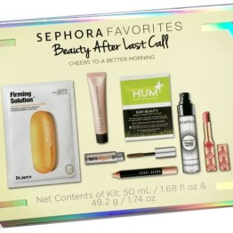 Sephora Favorites Beauty After Last Call