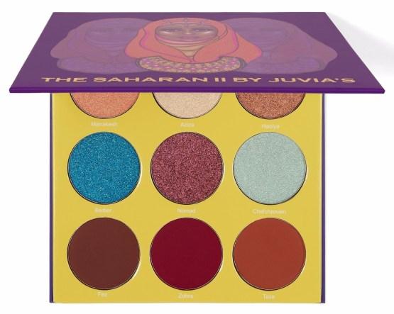 Juvia's Place The Saharan II Eyeshadow Palette