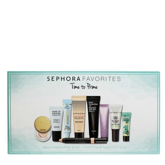 Sephora Favorites Time to Prime Kit