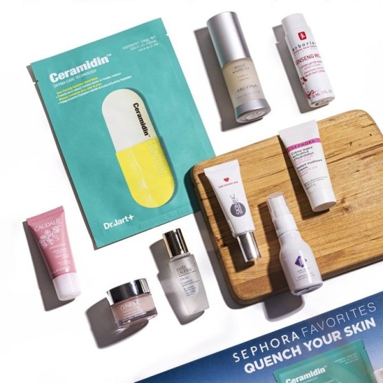 Sephora Favorites Quench Your Skin Set