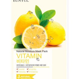 EUNYUL Natural Moisture Mask Pack - Vitamin