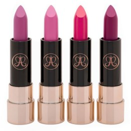 Anastasia Beverly Hills Mini Matte Lipsticks Pink & Barries Set