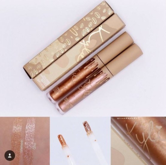 """Kylie Vacation Super Glitter Gloss """"Glamour"""""""