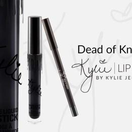 Kylie Dead of Knight | Lip Kit