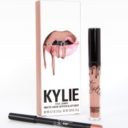 "Kylie Matte Lip Kit ""Maliboo"""