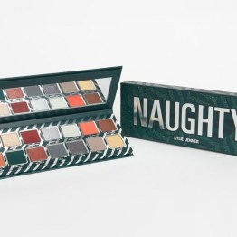 Kylie Limited Edition Holiday Collection Naughty Palette