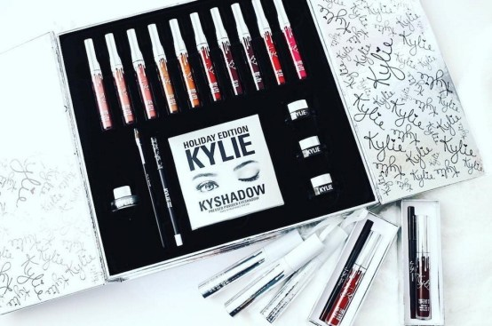 Kylie Cosmetics Limited Edition Holiday Box