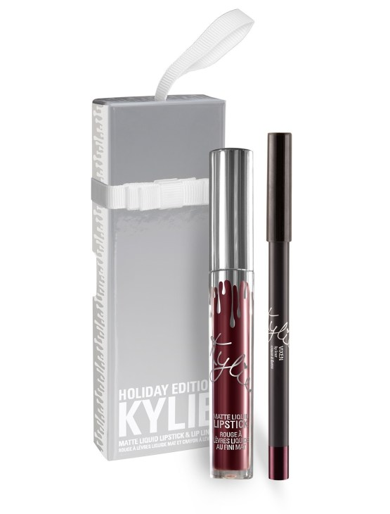 Kylie Limited Edition Holiday Collection Vixen Bundle