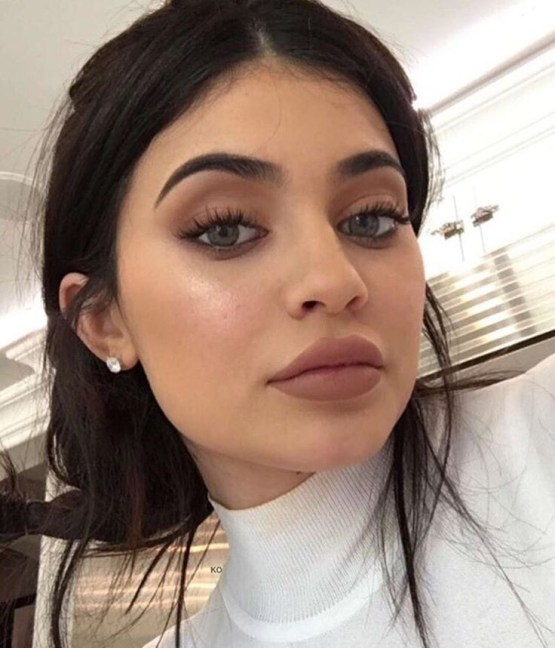 Kylie Lip Kit by Kylie Jenner Exposed Matte Liquid Lipstick + FREE GIFT BAG