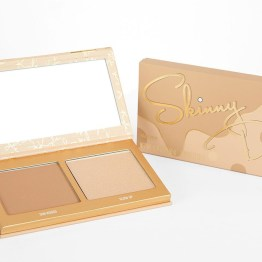 Kylie Skinny Dip Face Duo Bronzer & Illuminating Powder
