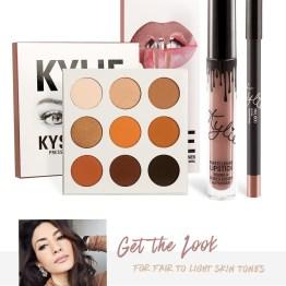 Kylie   The Bronze Palette & Maliboo Lip Kit Bundle