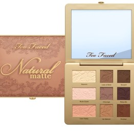 Too Faced Natural Matte Shadow Palette