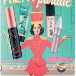 Benefit Cosmetics Pretty Parade 4 piece Travel set