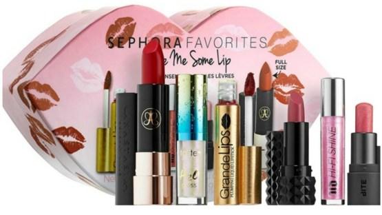 Sephora Favorites Give Me Some Lip Set