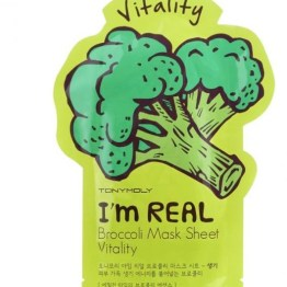 "TONYMOLY I'm Real Sheet Mask ""Broccoli"""
