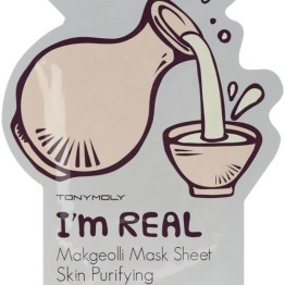 "TONYMOLY I'm Real Sheet Mask ""Makgeoli Rice"""