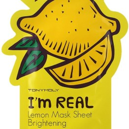"TONYMOLY I'm Real Sheet Mask ""Lemon"""