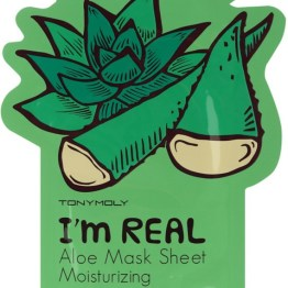"TONYMOLY I'm Real Sheet Mask ""Aloe Vera"""