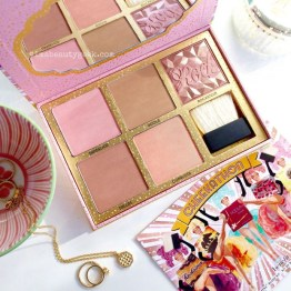 Benefit Cheekathon Bronzer & Blush Palette