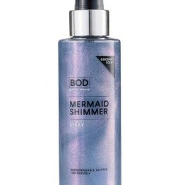 NEW! BOD Lilac Mermaid Shimmer Body Spray