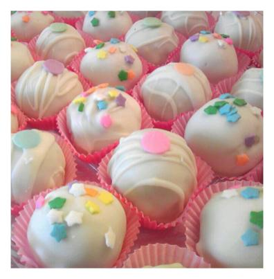 Cake Balls - Funfetti