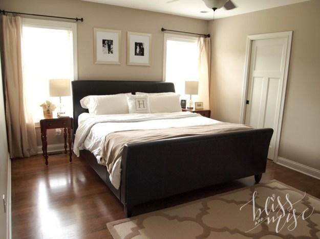 Master Bedroom - Middle