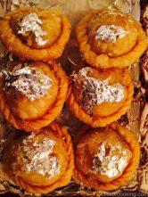 Indian Sweet Chandrakala, Chandrakala