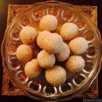 Peanut Coconut Laddu