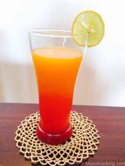 Sunrise Orange, Orange & Cranberry juice