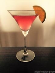 Mocktail, Cosmopolitan Mocktail