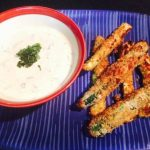 Baked Zucchini Fingers, Zucchini Fingers