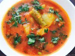 Potato Tomato curry, Aloo Tamatar ki sabzi