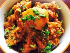 Aloo Dum, Potato Curry