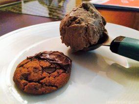 Coffee & Cookie Ice-cream, Ice-cream