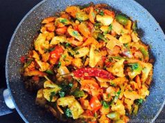 Kadai Vegetable, Mix Vegetable, Veg Jalfrezi