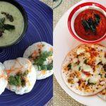 Vegetable Idli And Cheese Uthappam