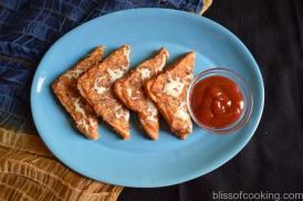 Suji Toast