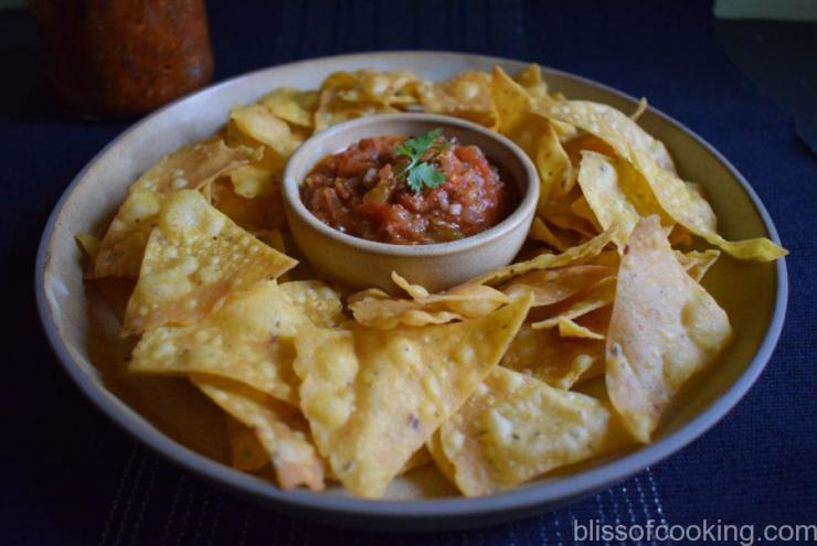 Nachos Chips