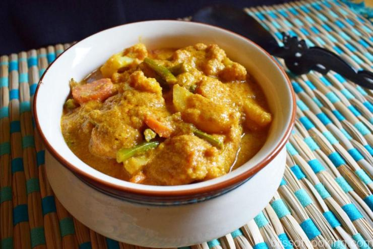 Vegetable Goan Curry