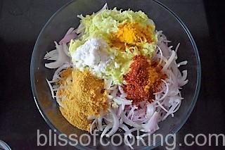 Pyaaz Ka Achar - Onion Pickle